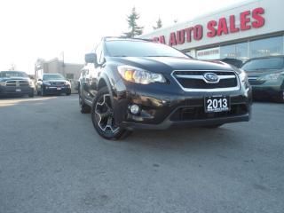 Used 2013 Subaru XV Crosstrek 5dr CVT 2.0i w/Touring Pkg AWD FACTORY WARRNTY  BL for sale in Oakville, ON