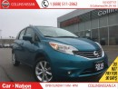 Used 2016 Nissan Versa Note | NAVI | BACKUP CAMERA | HTD SEATS | WARRANTY | for sale in St Catharines, ON