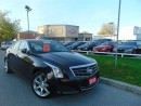 Used 2013 Cadillac ATS 2.0T-LEATHER-SUNROOF-CAMERA for sale in Scarborough, ON