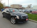 Used 2014 Cadillac ATS 2.0T BLACK/BLACK-WARRANTY for sale in Scarborough, ON