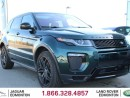 Used 2017 Land Rover Evoque HSE Dynamic BLACK PACK - CPO 6yr/160000kms manufacturer warranty included until Jan 30, 2023! CPO rates starting at 2.9%! Local One Owner Trade In | No Accidents | 3M Protection Applied | Park Assist | Navigation | Reverse Traffic/Blind Spot/Closing Vehic for sale in Edmonton, AB