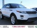 Used 2014 Land Rover Evoque Pure Plus - CPO 6yr/160000kms manufacturer warranty included until Feb 27, 2020! CPO rates starting at 1.9%! Local One Owner Trade In | 3M Protection Applied | Navigation | Back Up Camera | Parking Sensors | Panoramic Glass Roof | Heated Windshield with R for sale in Edmonton, AB