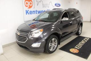 Used 2016 Chevrolet Equinox 3 MONTH DEFERRAL! *oac | for sale in Edmonton, AB