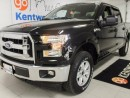 Used 2017 Ford F-150 XLT 3.5L V6 4x4 ecoboost with power drivers seat, back up cam, and 6 seats!!! for sale in Edmonton, AB