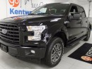 Used 2017 Ford F-150 XLT sport pkg 2.7L V6 Ecoboost and a back up cam! for sale in Edmonton, AB