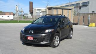 Used 2010 Mazda CX-7 AWD, Auto, Leather, roof,3 years warranty availabl for sale in North York, ON