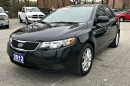 Used 2012 Kia Forte EX | WITH HEATED SEATS AND BLUETOOTH for sale in Barrie, ON