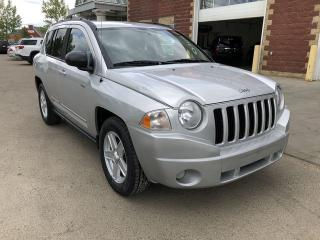 Used 2010 Jeep Compass Sport for sale in Edmonton, AB