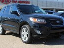 Used 2010 Hyundai Santa Fe GL 3.5 SPORT AWD, LEATHER, HEATED SEATS, BLUETOOTH for sale in Edmonton, AB