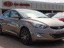 Used 2013 Hyundai Elantra GLS 4DR NAVIGATION,HEATED FRONT / REAR SEATS for sale in Edmonton, AB