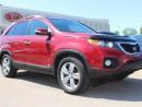 Used 2012 Kia Sorento EX AWD, V6, SUNROOF, LEATHER for sale in Edmonton, AB