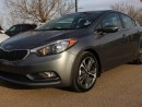 Used 2015 Kia Forte SX 2.0L LOW KMS!! NAVI, SUNROOF, HEATED FRONT/REAR SEATS for sale in Edmonton, AB