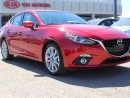 Used 2014 Mazda MAZDA3 GT-SKY LOW KMS!! SUNROOF, NAVIGATION, BACKUP CAM for sale in Edmonton, AB