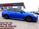 Used 2015 Subaru WRX WRX Sport Camera Bluetooth Certified Warranty for sale in Milton, ON