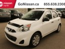 Used 2015 Nissan Micra S 4dr Hatchback for sale in Edmonton, AB