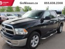 Used 2013 Dodge Ram 1500 SLT 4X4 CREW CAB for sale in Edmonton, AB