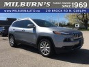 Used 2016 Jeep Cherokee Limited for sale in Guelph, ON