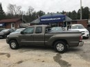 Used 2011 Toyota Tacoma Access Cab | ONE OWNER for sale in Flesherton, ON