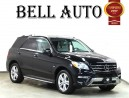 Used 2012 Mercedes-Benz ML-Class ML 350 4MATIC NAVIGATION PANORAMIC ROOF for sale in North York, ON