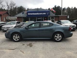 Used 2007 Pontiac Grand Prix SEDAN for sale in Flesherton, ON