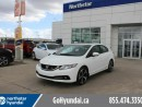 Used 2015 Honda Civic Si Sunroof Navigation for sale in Edmonton, AB