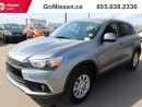 Used 2016 Mitsubishi RVR AWC, air, Bluetooth!! for sale in Edmonton, AB