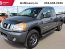 Used 2014 Nissan Titan 4x4, auto, Back up camera!! for sale in Edmonton, AB