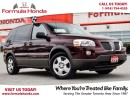 Used 2009 Pontiac Montana Sv6 ACCIDENT FREE | ONE ORIGNAL OWNER | LOW KM IN MINT for sale in Scarborough, ON