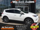 Used 2017 Toyota RAV4 LE *LOW KM *A/C *AUX *ALLOY WHEELS *BTOOTH for sale in Winnipeg, MB