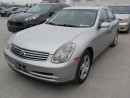 Used 2003 Infiniti G35 for sale in Innisfil, ON