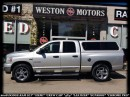 Used 2008 Dodge Ram 1500 SLT*HEMI*CREW CAB*4X4*LEATHER*SUNROOF*CHROME PKG* for sale in York, ON