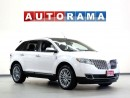 Used 2013 Lincoln MKX NAVI BACKUP CAMERA LEATHER PAN SUNROOF 4WD for sale in North York, ON