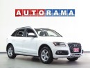 Used 2013 Audi Q5 LEATHER 4WD for sale in North York, ON