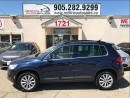 Used 2011 Volkswagen Tiguan Highline, Pano Roof, WE APPROVE ALL CREDIT for sale in Mississauga, ON