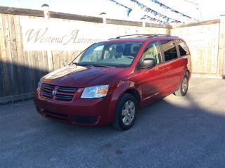 Used 2008 Dodge Grand Caravan SE for sale in Stittsville, ON