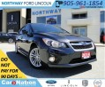 Used 2014 Subaru Impreza 2.0i | LEATHER | SUNROOF | REAR CAMERA | for sale in Brantford, ON