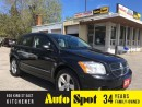 Used 2010 Dodge Caliber SXT/LOW, LOW KMS./PRICED FOR A QUICK SALE ! for sale in Kitchener, ON