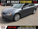 Used 2011 Volkswagen Jetta 2.5L  5 CYL Sportline 122KM LEATHER SUNROOF for sale in Hamilton, ON