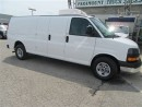 Used 2014 GMC Savana 2500 Extended gas refridgerated cargo van for sale in Richmond Hill, ON