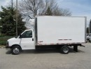 Used 2013 GMC Savana 4500 Cube Van Gas 14 foot refridgerated cube van X 3 for sale in Richmond Hill, ON