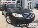 Used 2012 Chrysler 200 LX|One Owner for sale in Edmonton, AB