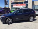 Used 2016 Jeep Cherokee LIMITED LEATHER NAVIGATION REMOTE START for sale in Milton, ON
