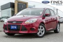 Used 2014 Ford Focus SE - HATCHBACK, HEATED SEATS & ALLOYS! for sale in Bolton, ON