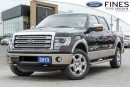 Used 2013 Ford F-150 King Ranch - 1 OWNER W/20 RIMS! for sale in Bolton, ON