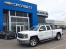 Used 2015 Chevrolet Silverado 1500 LT for sale in Orillia, ON