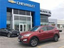 Used 2013 Hyundai Santa Fe 2.0T HEATED SEATS/STEERING WHEEL ALLOYS!!! for sale in Orillia, ON