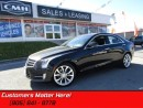 Used 2014 Cadillac ATS 3.6 Premium   BOSE! MOONROOF! HEATED WHEEL! for sale in St Catharines, ON