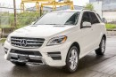 Used 2013 Mercedes-Benz ML-Class ML 350 BlueTEC Langley Location for sale in Langley, BC