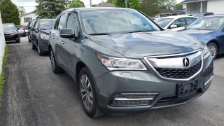Used 2015 Acura MDX Navigation Package for sale in Richmond, ON