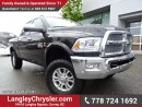 Used 2016 Dodge Ram 3500 Laramie ACCIDENT FREE w/ 6-SPEED MANUAL, 6.7L CUMMINS TURBO DIESEL & TOW PACKAGE for sale in Surrey, BC